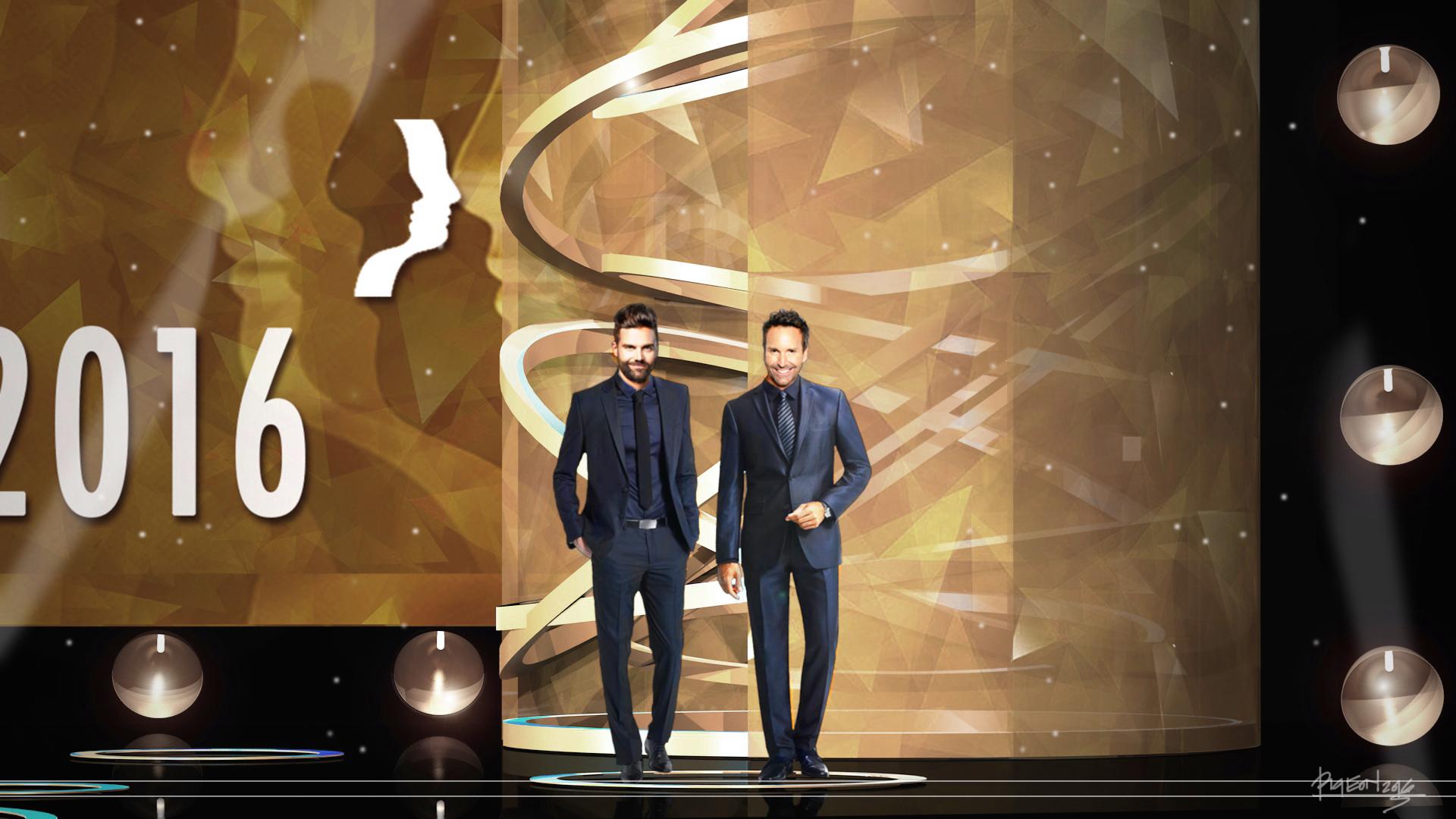 Gala des Prix Gémeaux 2016