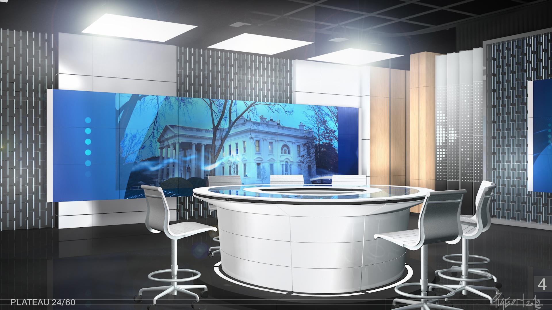 Nouvelle Maison Radio-Canada   Studio télé 24-60