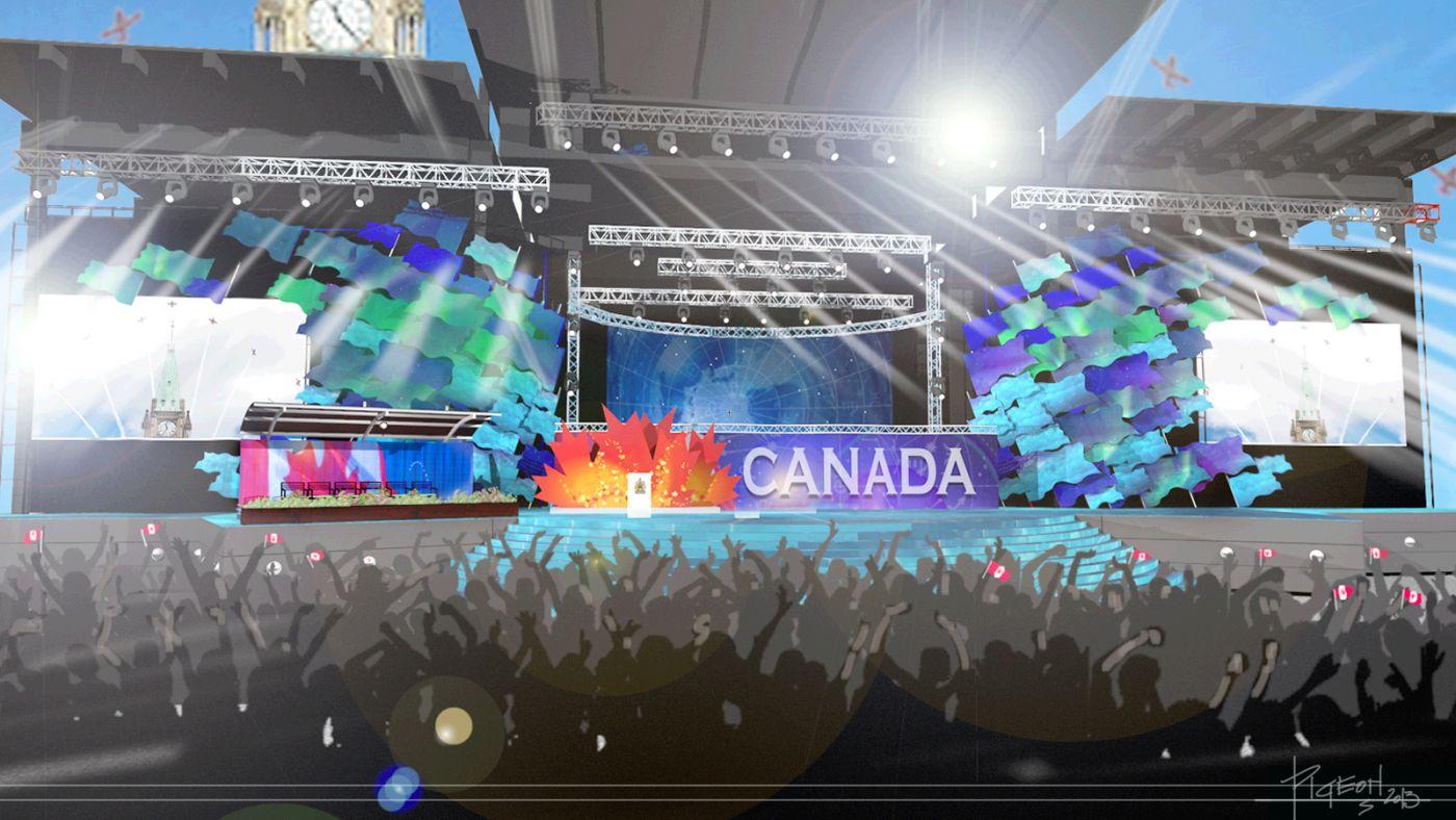 Fête du Canada 2013