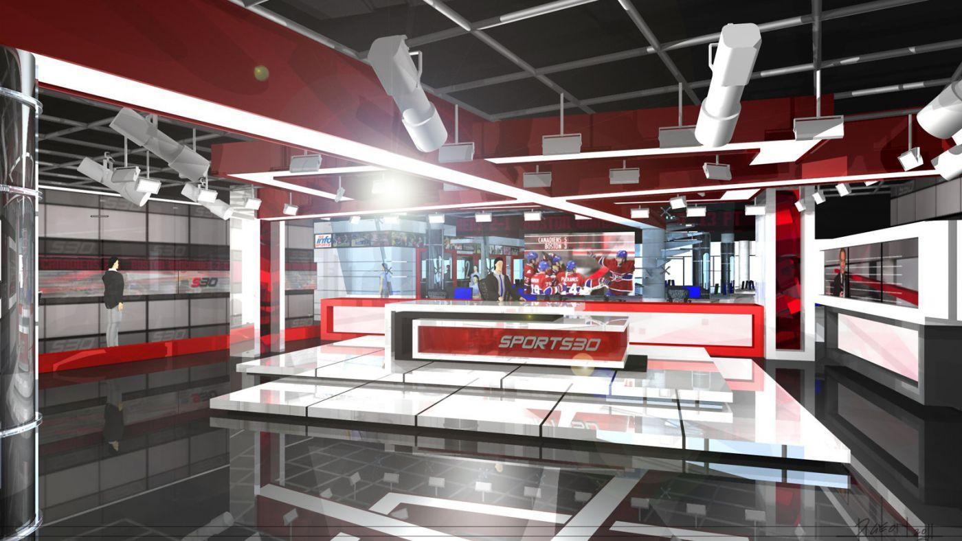 Rendu 3D Sport 30    RDS